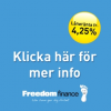 Freedom Finance löser in dina dyra lån