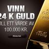 Vinn guld för 100 000 – helt gratis